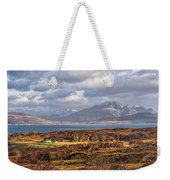 The Cuillin Weekender Tote Bag