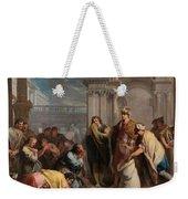 The Cup In Benjamin Sack Amigoni, Jacopo Weekender Tote Bag