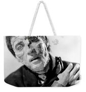 The Curse Of Frankenstein Christopher Lee 1957 Weekender Tote Bag