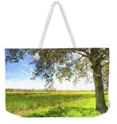 The Daffodil Summer Farm Art Weekender Tote Bag