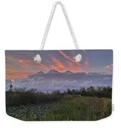 The Daily Disappearing Act Weekender Tote Bag