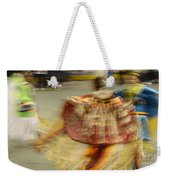 Pow Wow The Dance 2 Weekender Tote Bag
