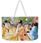 The Dance At La Paz Weekender Tote Bag