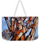 The Dance Of Ecstacy Weekender Tote Bag