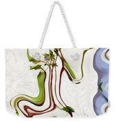 The Dance Of Spring Weekender Tote Bag