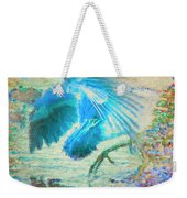 The Dance Of The Blue Heron Weekender Tote Bag