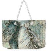 The Dance Weekender Tote Bag by Pierre Auguste Renoir