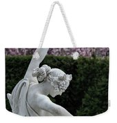 The Dancing Lesson Statue Weekender Tote Bag