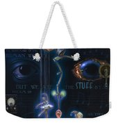 The Danse Macabre Weekender Tote Bag by Patrick Anthony Pierson