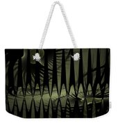 The Dark Forest Weekender Tote Bag