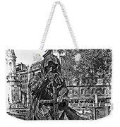 The Dark Knight II Weekender Tote Bag