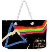 The Dark Side Of The Moon  Weekender Tote Bag