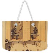 The Davenport Brothers Weekender Tote Bag