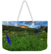 The Dawning Of Majesty Weekender Tote Bag