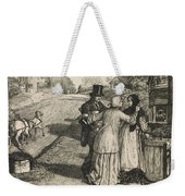 The Day In The Country  Weekender Tote Bag