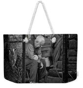 The Day Is Done Weekender Tote Bag