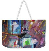 The Day Out Weekender Tote Bag
