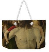 The Dead Christ Supported By Angels Weekender Tote Bag