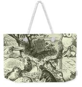 The Death And Burial Of Cock Robin Weekender Tote Bag