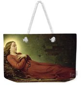 The Death Of Germaine Cousin The Virgin Of Pibrac Weekender Tote Bag