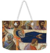 The Death Of Mary Fragment 1311 Weekender Tote Bag