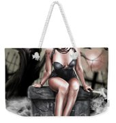 The Deaths Of Pete Tapang Weekender Tote Bag by Pete Tapang