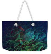 The Deep Weekender Tote Bag