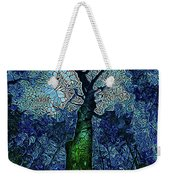 The Deep Wood Weekender Tote Bag