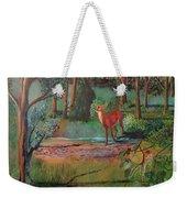 The Deer Weekender Tote Bag