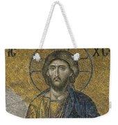 The Dees Mosaic In Hagia Sophia Weekender Tote Bag