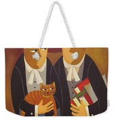 The Defendant Weekender Tote Bag