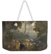 The Dell Of Comus Weekender Tote Bag
