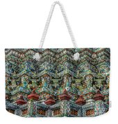 The Demons Of The Temple Weekender Tote Bag