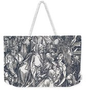 The Deposition Weekender Tote Bag