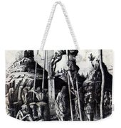 The Descent From The Cross 1475 Weekender Tote Bag