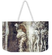The Descent Into Hell 1468 Weekender Tote Bag