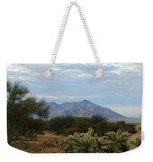 The Desert Landscape Weekender Tote Bag