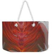 The Devil Inside Weekender Tote Bag