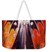 The Devil Weekender Tote Bag