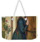 The Devout Childhood Of Saint Elizabeth Of Hungary, 1852 Weekender Tote Bag