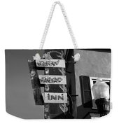 The Dew Drop Inn Weekender Tote Bag