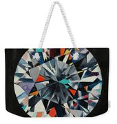 The Diamond Weekender Tote Bag