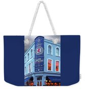 The Distillery Portobello Road London Spirit Gin House Weekender Tote Bag