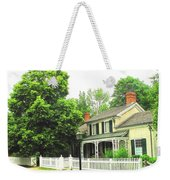 The Doctors House Weekender Tote Bag