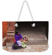 The Doll Peddler Weekender Tote Bag