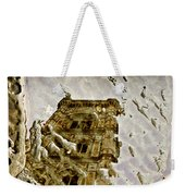 The Dome In The Puddle Weekender Tote Bag