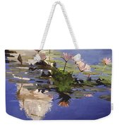 The Dome - Water Lilies Weekender Tote Bag