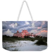 The Don Cesar Weekender Tote Bag by David Lee Thompson