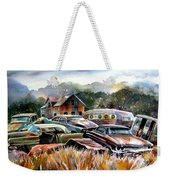 The Donor Cars Weekender Tote Bag