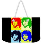 The Doors And Jimmy Weekender Tote Bag by Robert Margetts
